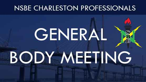 nsbe charleston general body meeting