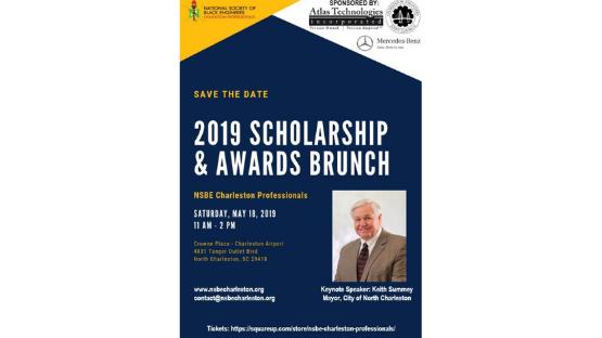 NSBE Charleston Professionals 2019 Scholarship and Awards Brunch
