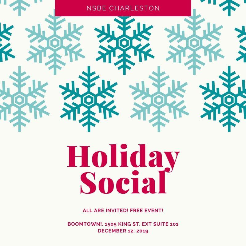 NSBE Charleston Holiday Social/Celebration